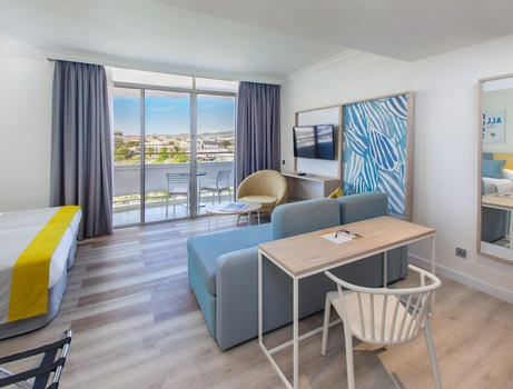 Double deluxe - adults only abora buenaventura by lopesan hotels gran canaria