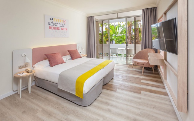 Double standard adapted abora buenaventura by lopesan hotels gran canaria